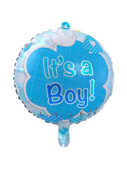 Folieballon It's a Boy - 43cm