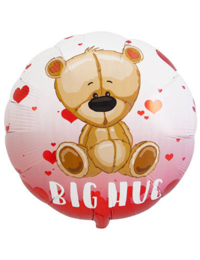 Folieballon Big Hug - 45cm