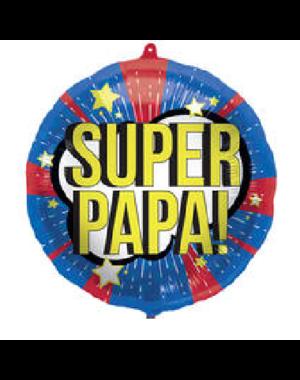 Folieballon Super Papa - 45