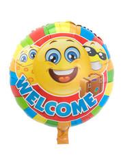 Folieballon Welcome - 43cm