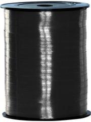 Ballonlint Ballonnenlint Zwart - 250mtr/10mm