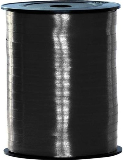 Ballonnenlint Zwart - 250/500 - 10/5mm