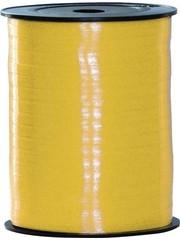 Ballonlint Ballonnenlint Geel - 250mtr/10mm