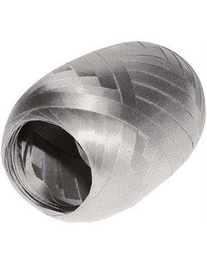 Ballonnenlint Bolletje Zilver - 20mtr/5mm