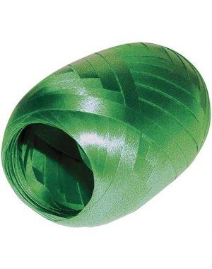 Ballonnenlint Bolletje Groen - 20mtr/5mm