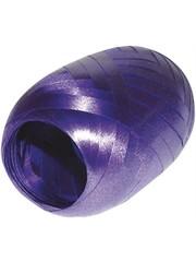 Ballonnenlint Bolletje  Paars - 20mtr/5mm