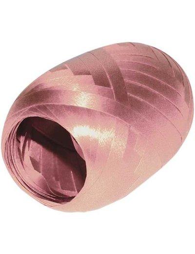 Ballonnenlint Bolletje Baby Roze - 20mtr/5mm