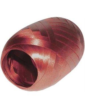 Ballonnenlint Bolletje Donker Rood - 20mtr/5mm