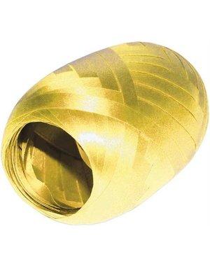 Ballonnenlint Bolletje Geel - 20mtr/5mm