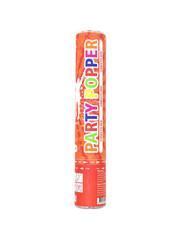 Party Popper Confetti Rood - 28cm