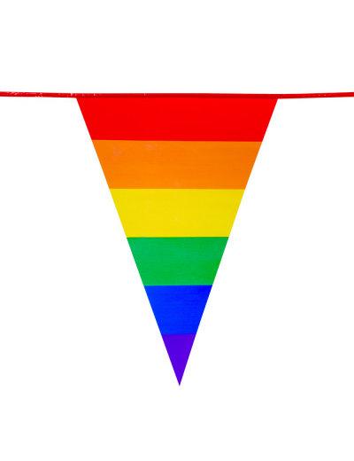 Vlaggenlijn Rainbow