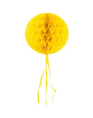 Honeycomb Geel Rond - 30m