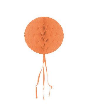 Honeycomb Perzik Rond - 30cm