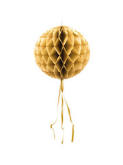 Honeycomb Goud Rond - 30cm