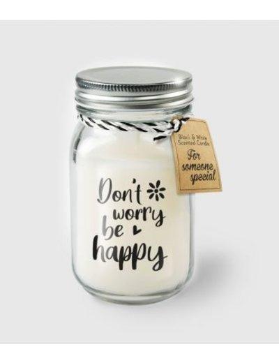 Cadeaus Geurkaars - Happy