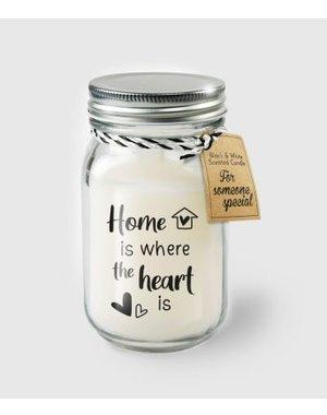 Cadeaus Geurkaars - Home is
