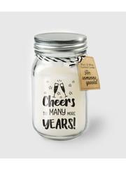 Cadeaus Geurkaars - Cheers
