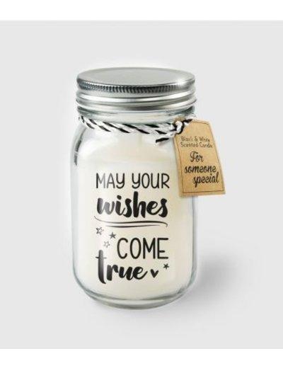 Cadeaus Geurkaars - Wishes