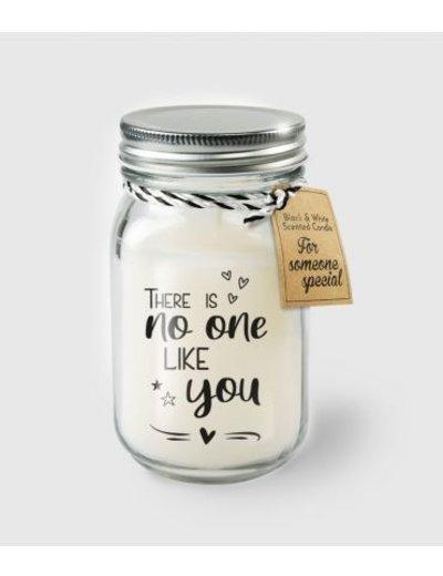 Cadeaus Geurkaars - No One Like You