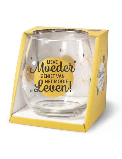 Wijnglazen Wijn/Waterglas - Moeder