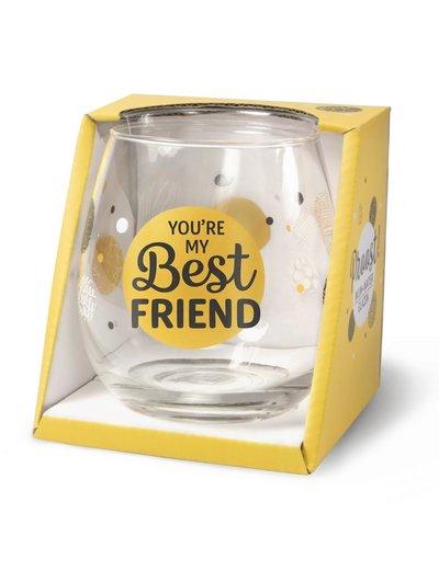 Wijnglazen Wijn/Waterglas - Best Friend