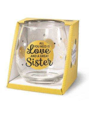 Wijnglazen Wijn/Waterglas - Great Sister