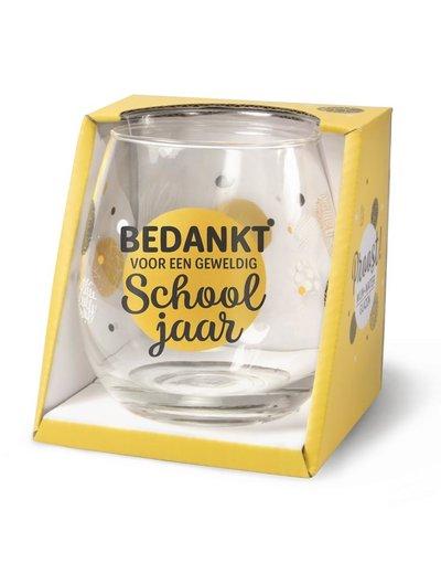 Wijnglazen Wijn/Waterglas - School