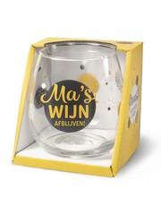 Wijnglazen Wijn/Waterglas - Ma's Wijn