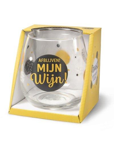 Wijnglazen Wijn/Waterglas - Mijn Wijn