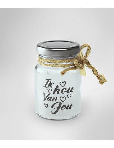 Cadeau Little Starlight - Ik hou van jou