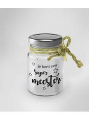 Cadeau Little Starlight - Meester