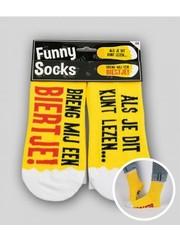 Sokken Funny Socks - Biertje