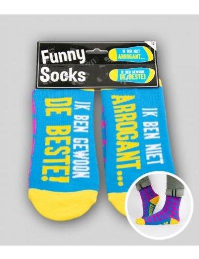 Sokken Funny Socks - De Beste