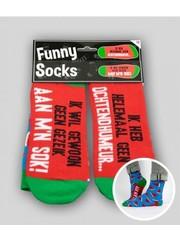 Sokken Funny Socks - Ochtendhumeur