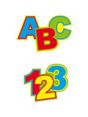 ABC Tafelconfetti XL