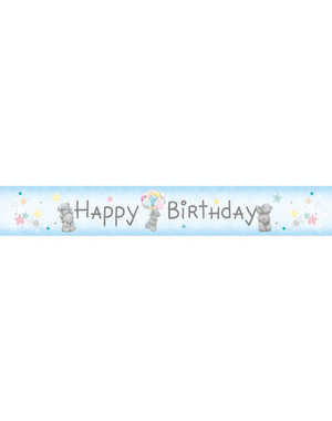 versiering Me to You Banner happy Birthday Banner