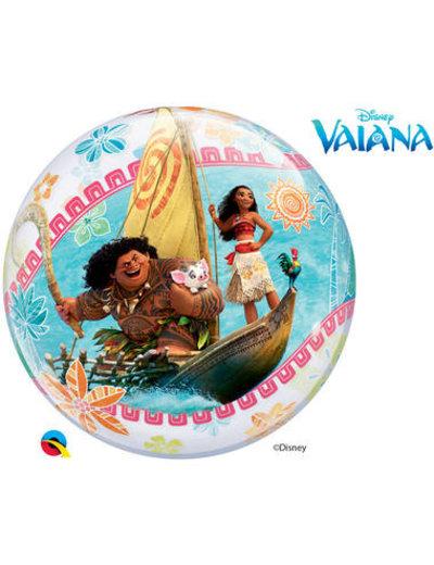 Ballon Bubbles Balloon Disney Vaiana