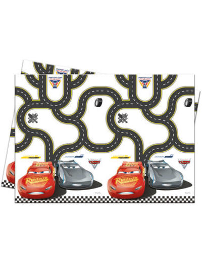 Tafelservies Cars 3 Tafelkleed - 180x120cm