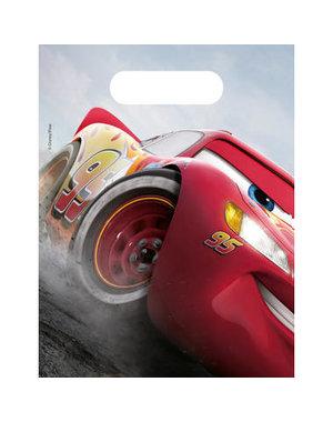 Traktatiezakjes Cars Legendes Traktatiezakjes -  6stk