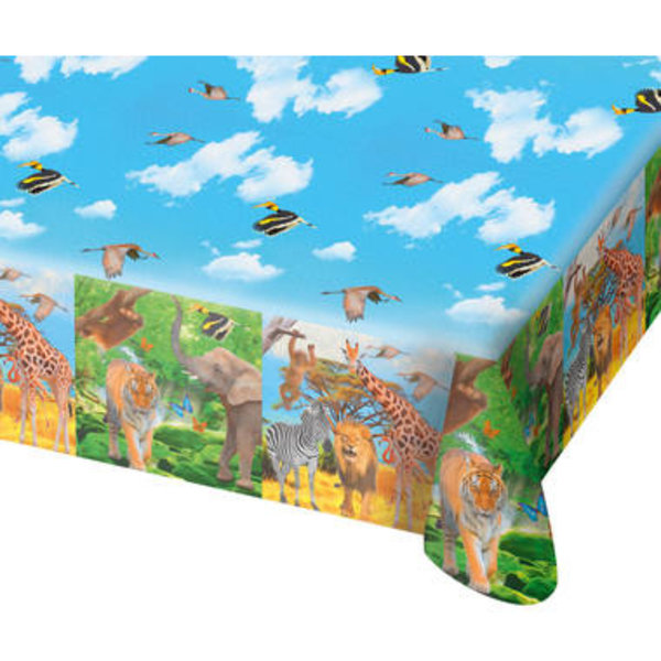 Tafelservies Safari Tafelkleed - 130x180cm