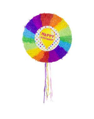 Pinata Pinata Happy Birthday Ballon