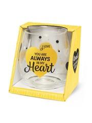 Wijnglazen Wijn/Waterglas - Always