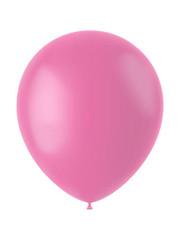 Ballonnen Rosey Pink Mat - 10, 50, 100stk