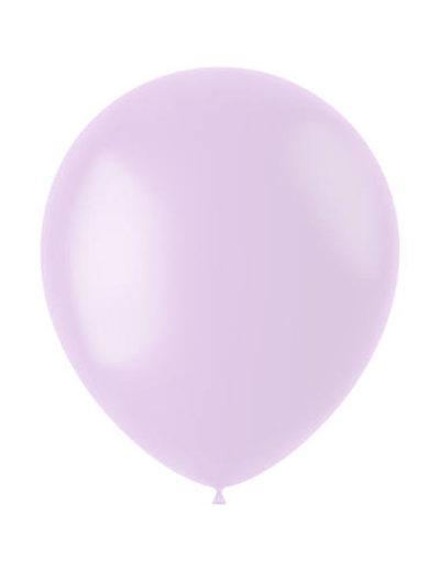 Ballonnen Powder Lilac  Mat - 10, 50, 100stk
