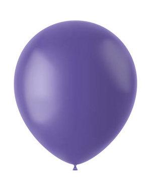 Ballonnen Cornflower Blue  Mat - 10, 50, 100stk