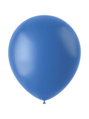 Ballonnen Dutch Blue  Mat - 10, 50, 100stk