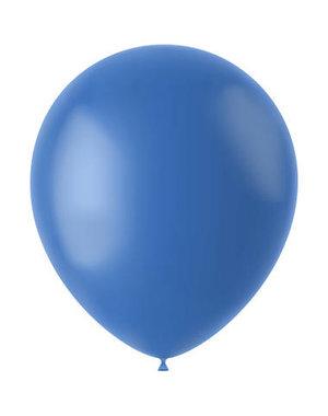 Ballonnen Dutch Blue  Mat - 10, 50, 100stk