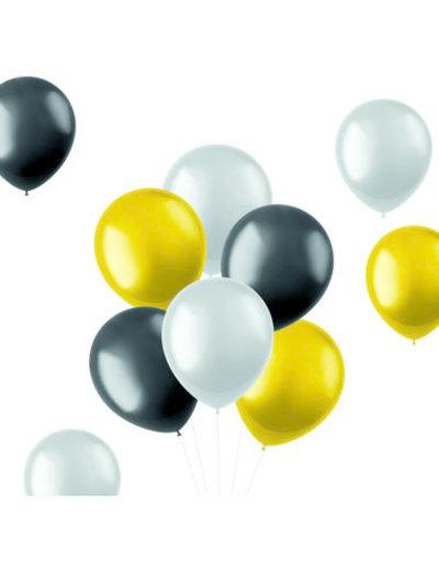 Ballonnen Rich Metallics Mix - 10, 50, 100stk
