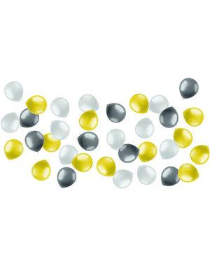 Ballonnen Mini Rich Metallics Mix - 50stk