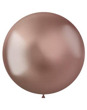 Ballonnen Intens Rosé Gold - 5stk/48cm